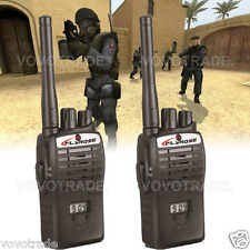 2X Walkie Talkie Kids Electronic Toys Portable Two-Way Radio Set Kids Gift toy