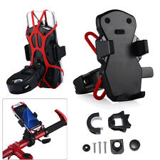 Universal Adjustable Cell Phone Holder Motorcycle Bicycle Bike Handlebar Mount