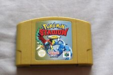 Pokemon Stadium 2 Nintendo 64 RARE TESTED PAL UK N64 Cartridge Only Excellent