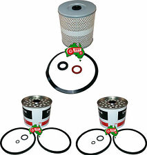 Ford Tractor Oil Fuel Filter Kit 2000 3000 4000 5000 7000 8000 9000