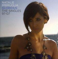 Natalie Imbruglia Glorious-The singles 97-07 [CD]