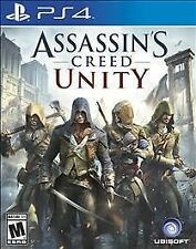 PS4 Assassin's Creed: Unity  Limited Edition (PlayStation 4, 2014) Brand NEW
