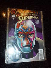 THE FINAL NIGHT - No 540 - THE ADVENTURES OF SUPERMAN - Date 11/1996 - DC Comics
