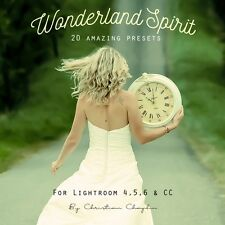 New Pack 20 Presets - Wonderland Spirit ! for Lightroom 4, 5, 6 & CC
