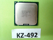 Intel Core 2 Duo E8200 2x2.66 Ghz 6MB 1333 Mhz Sockel 775 SLAPP  #KZ-492