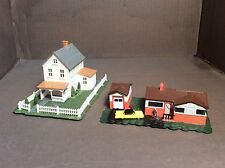 N Scale House Building Lot #1