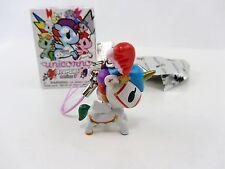 CAN CAN Unicorno Frenzies S2 Tokidoki - French Chahut - Zipper Pull, Phone Charm