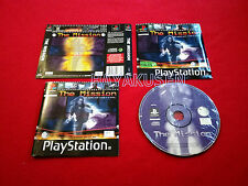 THE MISSION FOOTBALL JEU PSX PLAYSTATION PSONE