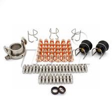 Trafimet S45 Plasma Cutter Torch Electrode Nozzle Swirl Baffle Shield Spacer Rol