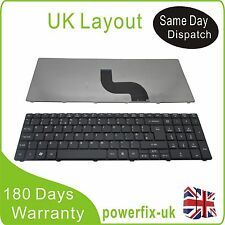 NEW for Acer Aspire 7745G 8935G 8940G 5742G 7235G 5750G Keyboard black UK layout