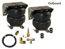 GM Tow Assist Air Bag Overload Suspension Airride Kit 5000lbs
