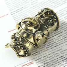 NEW Gothic Punk Rock Hinged Joint Sheild Long Full Finger Knuckle Armor Ring