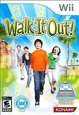 Walk It Out, (Wii)