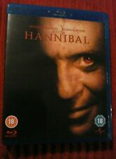 Hannibal (Blu-ray) Brand new not sealed. Anthony Hopkins.