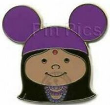 Disney Pin: WDW It's A Small World Mystery Pin Tin Girl with Purple Ears LE 1600