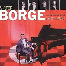 BORGE,VICTOR-COMEDY IN MUSIC  CD NEW