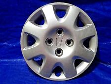 "1998 1999 2000 98 99 00 Honda Civic 14"" OEM Wheel Cover Hub Cap 44733-S01-A200"