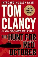 The Hunt for Red October (A Jack Ryan Novel), Clancy, Tom, Good Book
