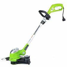 "GreenWorks 5.5 Amp 15"" Corded String Trimmer Grass Cutter 21272 NEW"