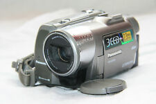 Panasonic GS230 3CCD PAL MiniDV Camcorder Unit Only