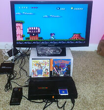 Turbografx Console TG 16 Turbo DUO US SELL KEITH Courage or ALT PC ENGINE