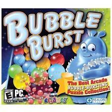 PC Game - Bubble Burst - Arcade - Puzzles