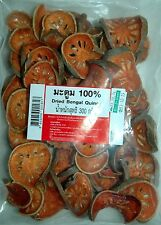 DRIED BAEL FRUIT VALUE 300g PACK DETOX BENGAL QUINCE GOLDEN APPLE  FREE INT POST