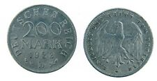 GERMANIA 200 MARK ALLUMINIO ANNO 1923 D  (A021)