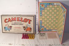 CAMELOT 1930s BOARD GAME BOXED COMPLETE BY PARKER BROTHERS