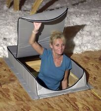 """Attic Tent AT-1 Attic Pull Down Ladder Stair Door Cover 22"""" x 54"""" x 7""""-Insulator"""