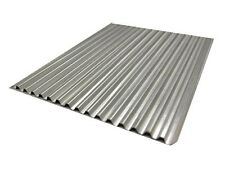 Galvanised Corrugated Steel Sheets 8ft X 1000 Cover Width
