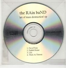 (GU168) The Rain Band, Art Of Mass Destruction EP - DJ CD