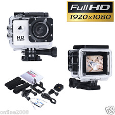 1080P Full HD Sports Recorder Car Cam Waterproof Action 12MP DV Camera Camcorder