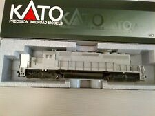 Kato 376610 HO Mid SD40-2 Undecorated C-10 Mint - Brand New