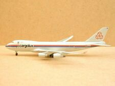 "Cargoluc B747-400F (LX-ICV) ""City of Ettelbrück"", 1:400 Dragon Wings"