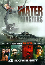 Water Monsters - 4-Movie Set DVD