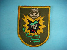 VIETNAM WAR GR PATCH, US 5th SF Grp  MACV-SOG PROJECT BITE