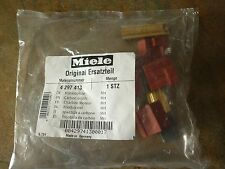 Genuine New Miele washing machine carbon brushes- 4297413