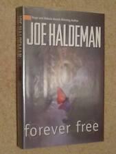 Joe Haldeman FOREVER FREE USHC 1st Edn