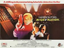 """Blade Runner 16"""" x 12"""" Reproduction Movie Poster Photograph 2"""