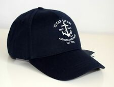 GANT Sport Nautic Compact Canvas Cap Base Cap One Size Unisex classic blue