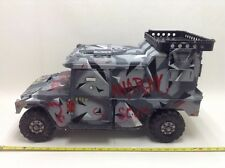 "1/6 Scale 21st Century 12"" figure Vehicle Villians Urban Assault truck USED READ"