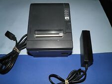 Epson TM-T88III M129C Thermal POS Receipt  Printer with Power Supply USB