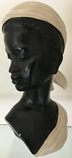 Vintage West German 1950's Cortendorf  Negro Black African Women Bust Nr.6003