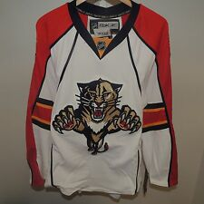 NHL REEBOK Authentic Florida Panthers Hockey Jersey New Size 46 MSRP $300