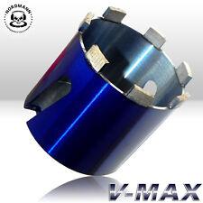 Corona de taladro Broca diamante V-MAX ø 82 mm M16 para Baier Makita y Bosch