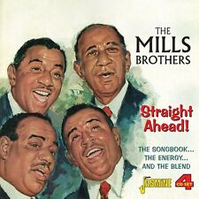 The Mills Brothers - Straight Ahead! Songbook the Energy & the Blend [New CD] UK