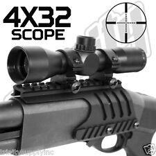 TRINITY 4X32 Hunting Scope with mount for remington 870 12 gauge
