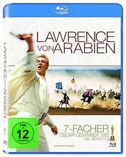 Lawrence von Arabien (2 Disc)[Blu-ray](NEU/OVP) Peter O'Toole /David Lean/7 Osca