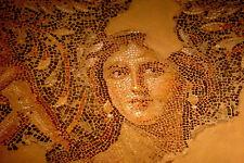 Incorniciato stampa-La Mona Lisa della Galilea MOSAICO (PICTURE POSTER ZODIAC ART)